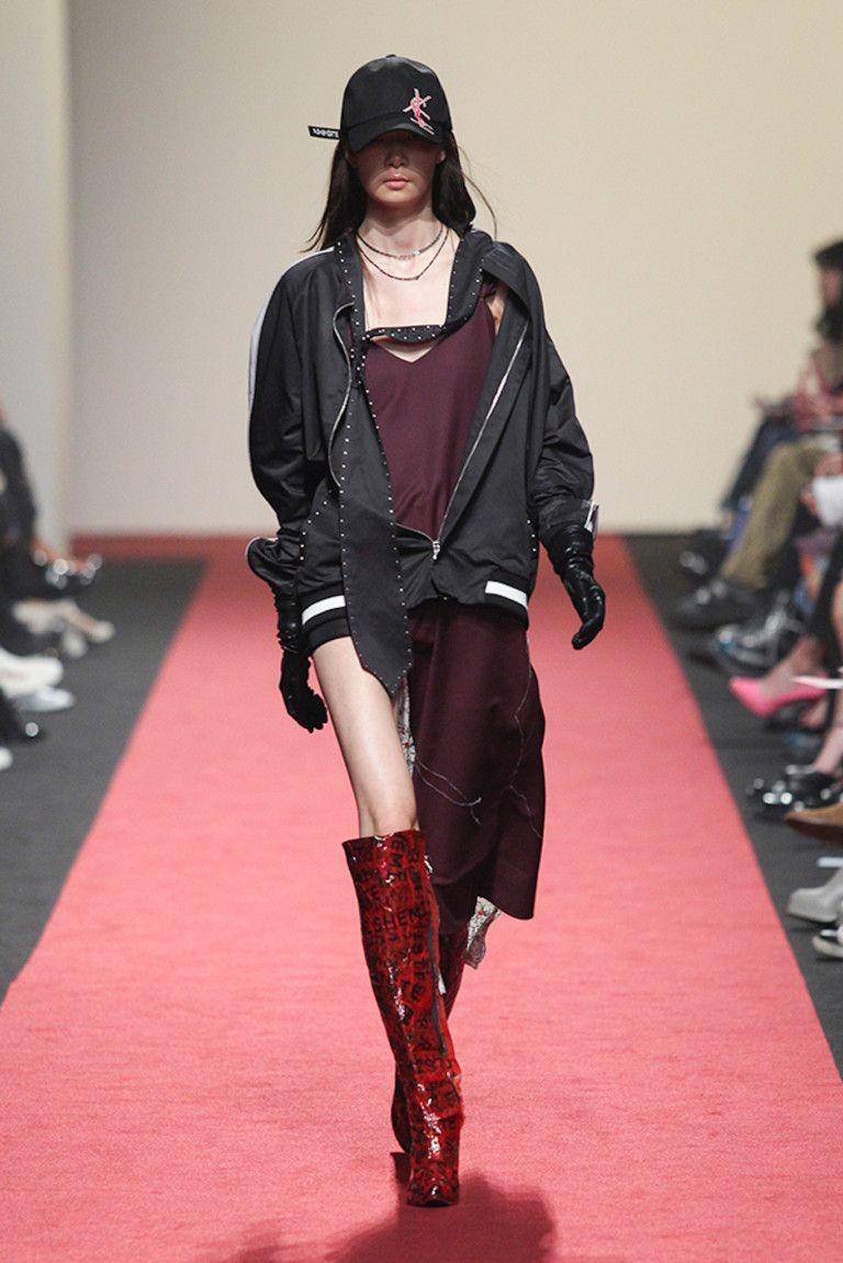 R Shemiste 2layer St Shirt Red Black: 그리기 아이디어, 아방가르드 및 패션