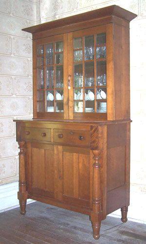 Jackson press  Antique Furniture  Southern furniture