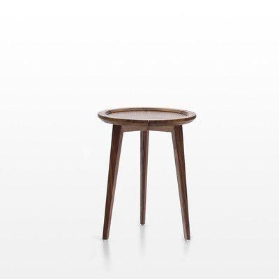 "Argo Furniture Murcia End Table Size: 19.6"" H x 15.75"" W"