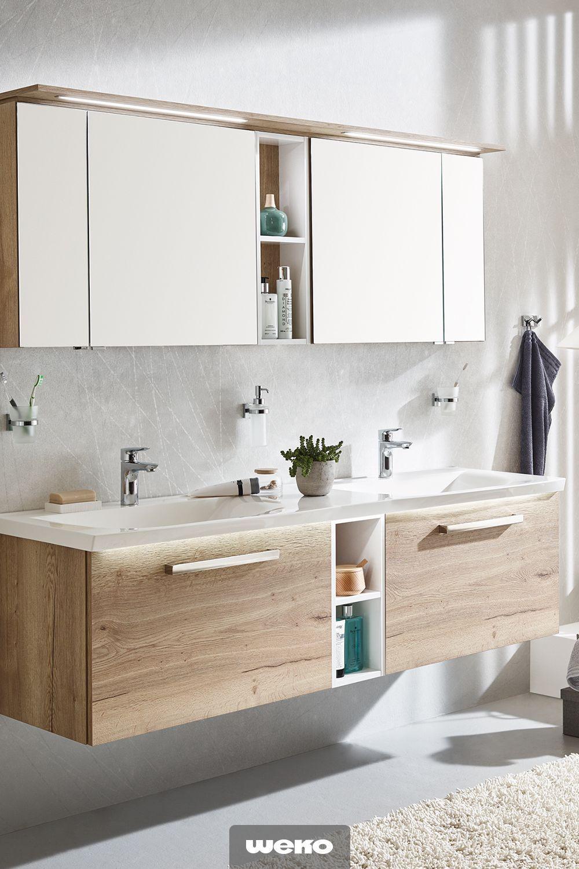 Die Passenden Mobel Fur Dein Bad Die Passenden Mobel Fur Dein Bad Badezimmer Badmobel Wascht Badezimmer Einrichtung Spiegelschrank Bad Holz Bad Einrichten