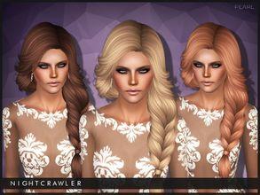 Nightcrawler Simss Sims 3 Downloads The Sims 3 Hair