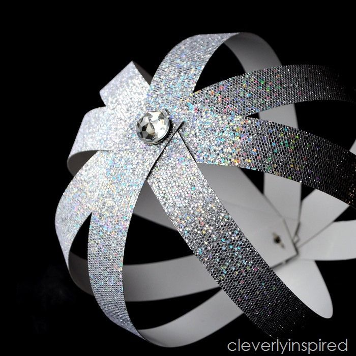 Happy Holidays: DIY New Year's Eve Ball | New year's eve ...