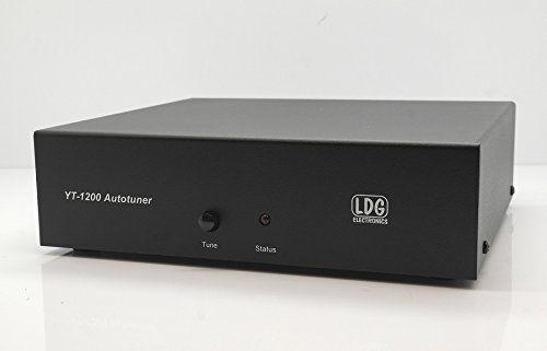 2 Year Warranty 600 Watts LDG Electronics AT-600PROII Automatic Antenna Tuner 1.8-54 MHz
