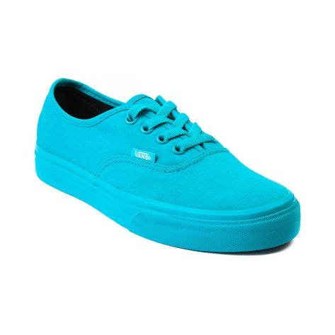 51e7b528f3 Shop for Vans Authentic Skate Shoe in Turquoise Monochrome at Shi by  Journeys. Shop today for the hottest brands in womens shoes at Journeys.com.