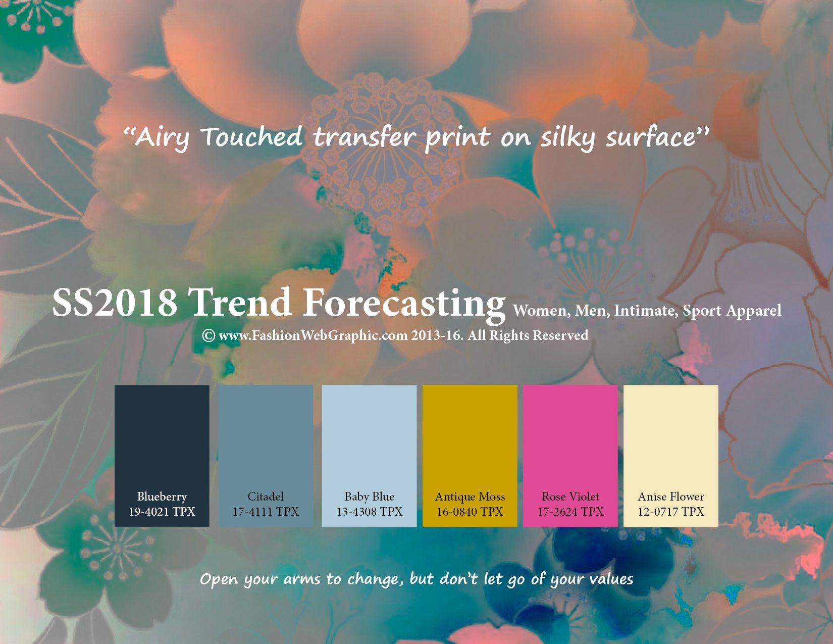 Spring colors 2018 men