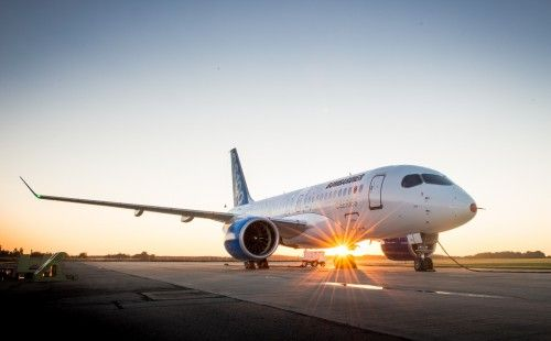 Bombardier C Series Cs100 Picture For Airplane Images