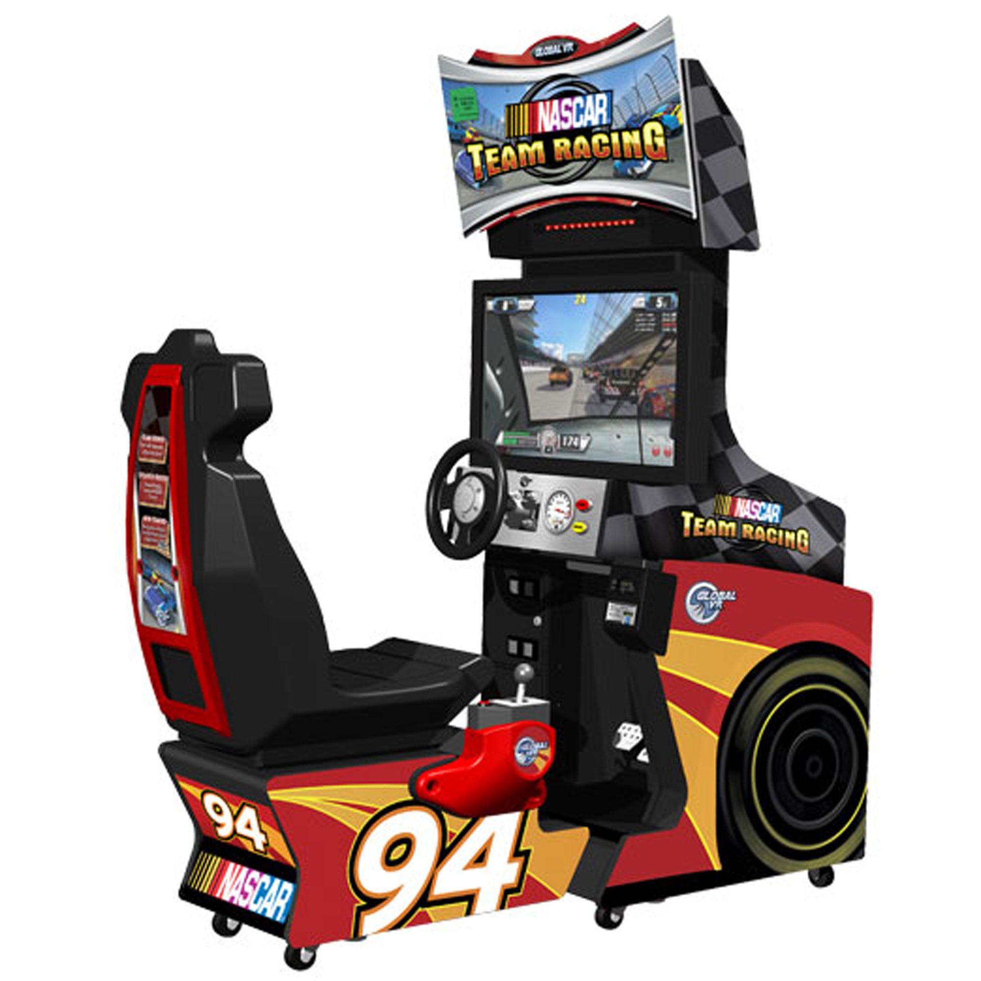 NASCAR Racing, Nascar, Arcade