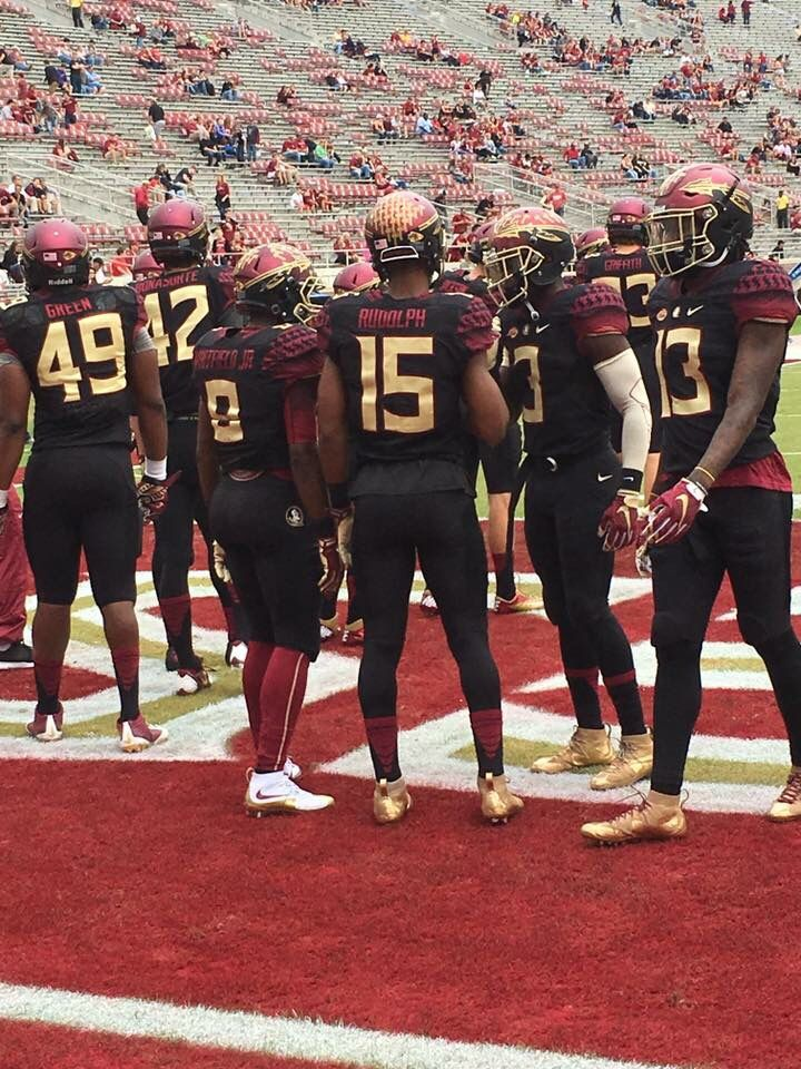 c428dd562 Black Uniforms. Black Uniforms Florida State Football ...