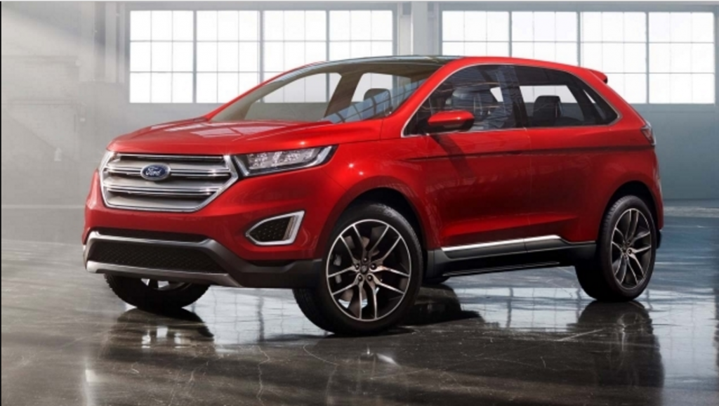 2018 Ford Edge Sports Specs And Release Date