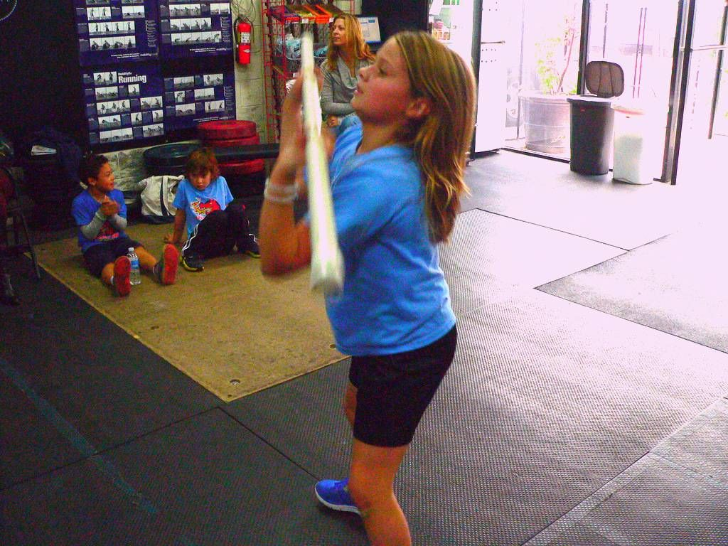 Strength Training Is Good For Kids