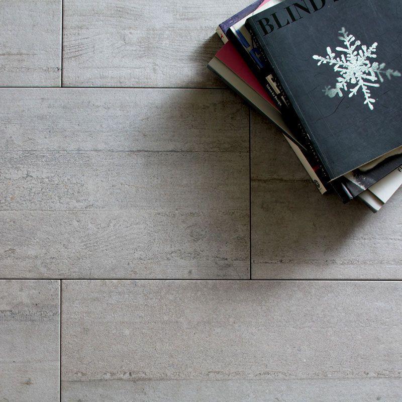 Atrium Kios Gris Glazed Porcelain Floor Tile: Gris Argento Glazed Porcelain Tiles