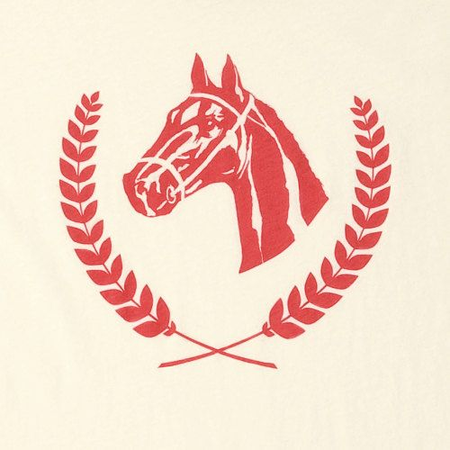 Horse Show Vintage White Graphic Tee Womens Limited Edition ...