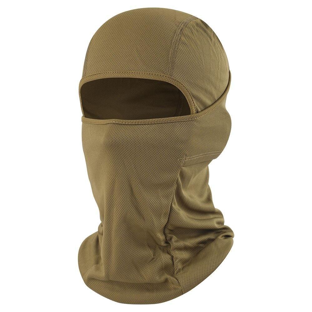 Motorcycle Balaclava Full Face Mask Warmer Windproof