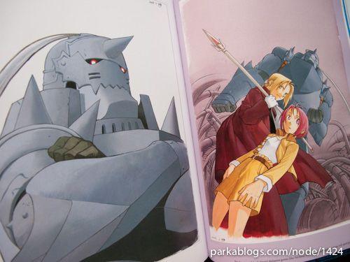 El arte de Fullmetal Alchemist 2 - 09