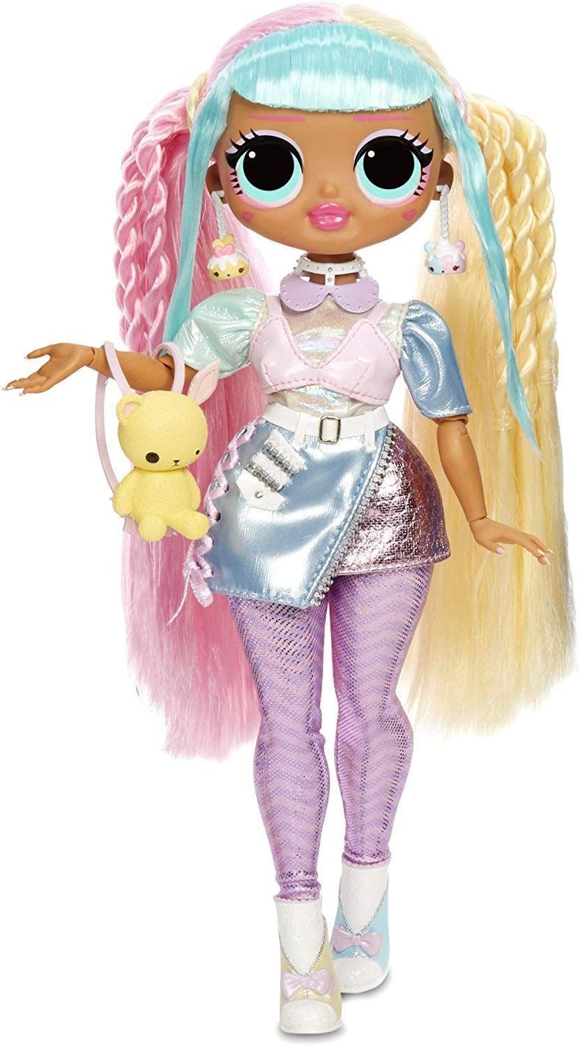L.O.L. Surprise! O.M.G. Candylicious Fashion Doll with 20