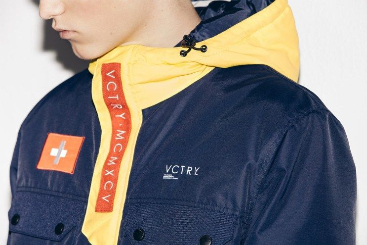 10.Deep's New VCTRY Line Launches a Strong 2015 Holiday Lookbook