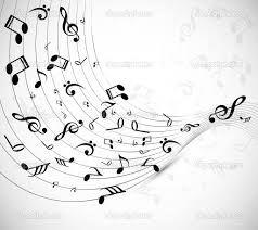 Risultati immagini per clipart note musicali bianco e nero for Note musicali dwg