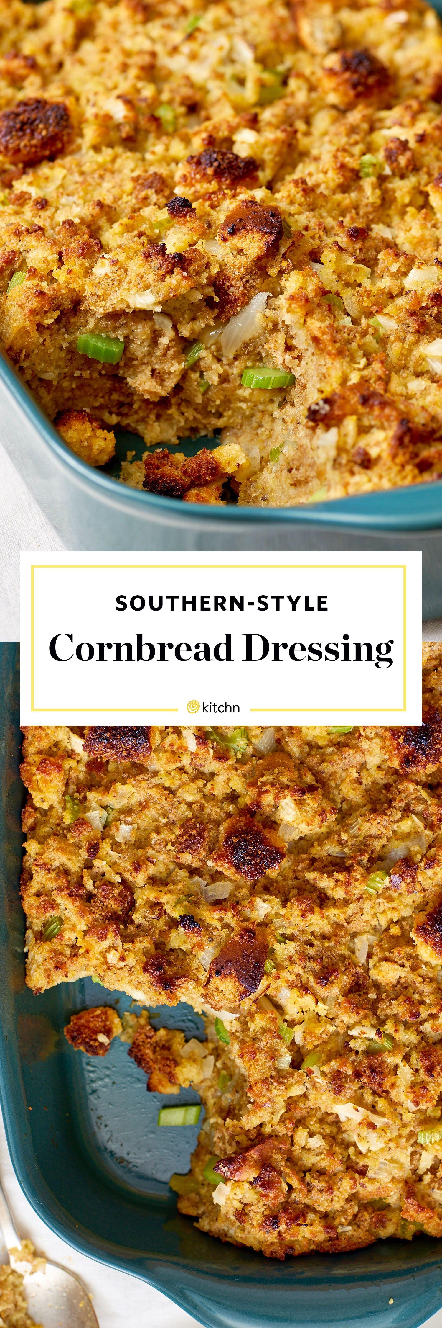 Recipe: Southern-Style Cornbread Dressing