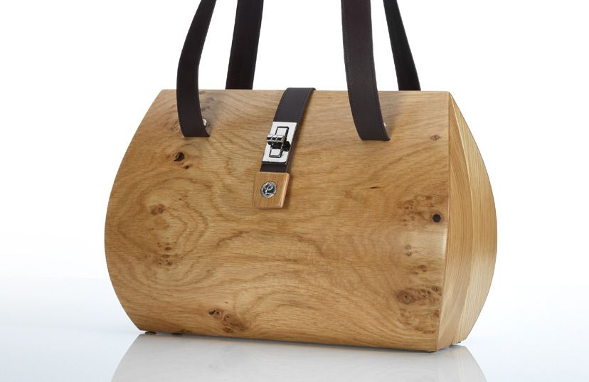 handtaschen aus holz schreibgeraete holzhandtaschen pinterest holz gute ideen. Black Bedroom Furniture Sets. Home Design Ideas
