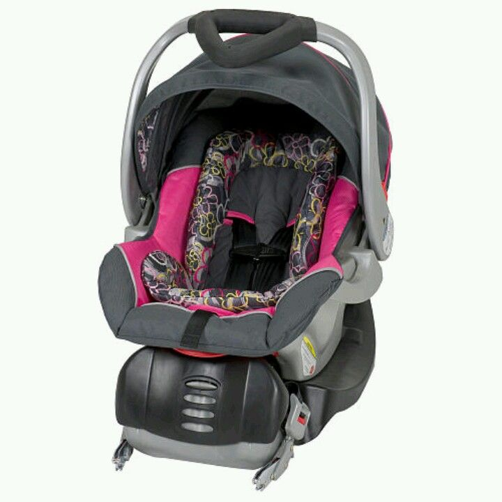 Baby Trend Daisy Carseat Goes With The Stroller I Posted