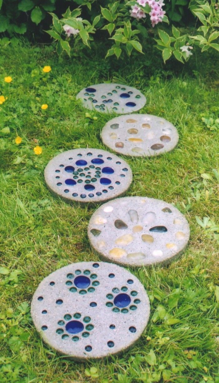 Die Gartenwege verantwortlich anlegen und gestalten! #steppingstonespathway