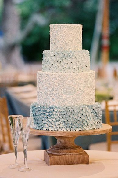 I love this cake.... and the whole wedding    Easton Events - Wedding and Event planners in Charlottesville, Virginia - Weddings Portfolio - By the Dock of the Bay
