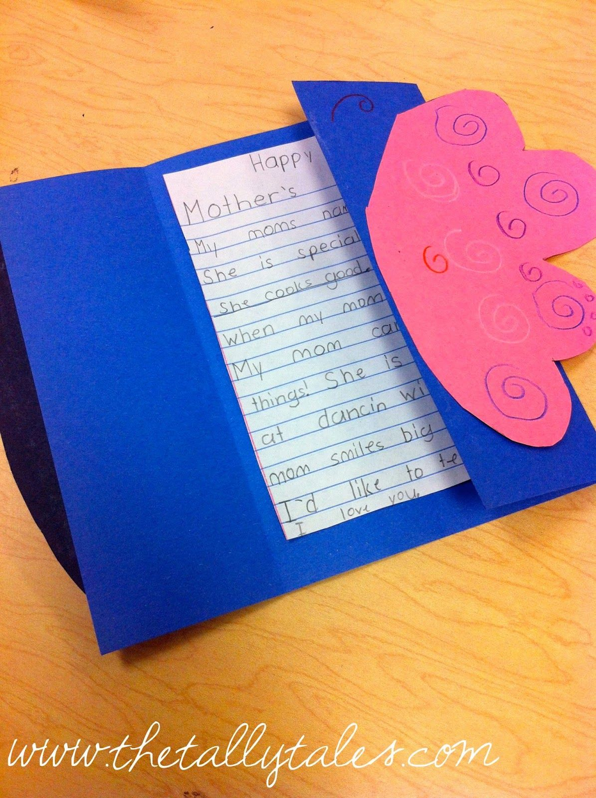 Tally Tales Happy Mother S Day First Grade Ts