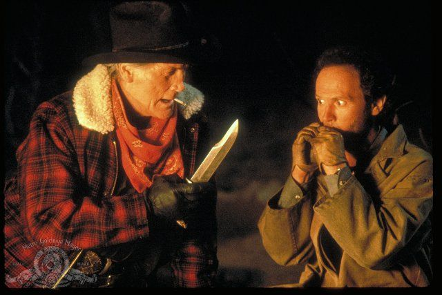 Mitch Robbins Billy Crystal Hi Curly Killed Anyone Today Curly Jack Palance The Day Ain T Over City Slickers Favorite Movie Quotes Movie Trailers