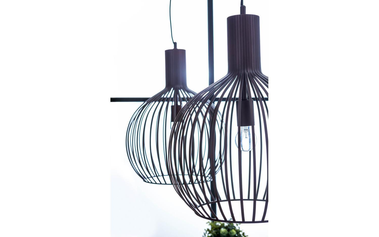Hanglamp 5 Lampen : Hanglamp princeton lamp