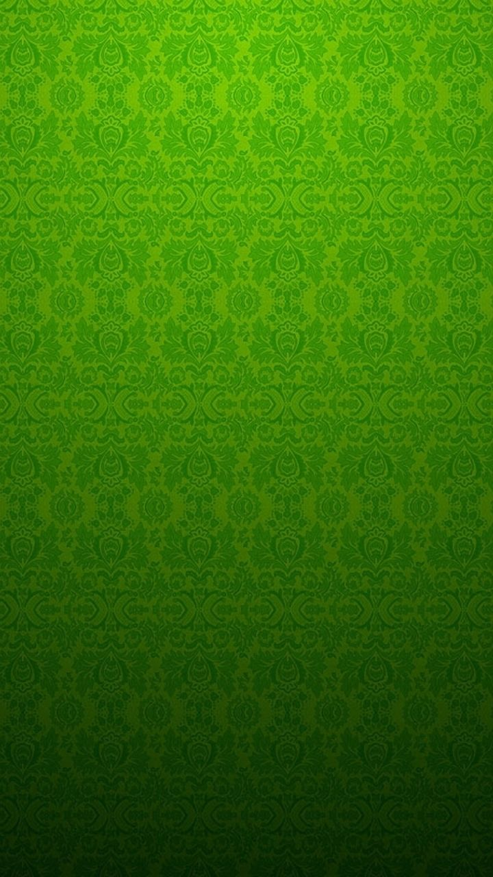 Android Phone Green Elegant Background HD Pictures, Free
