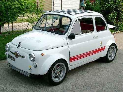 Fiat Abarth 695 Assetto Corsa Con Imagenes Autos Fiat Coches