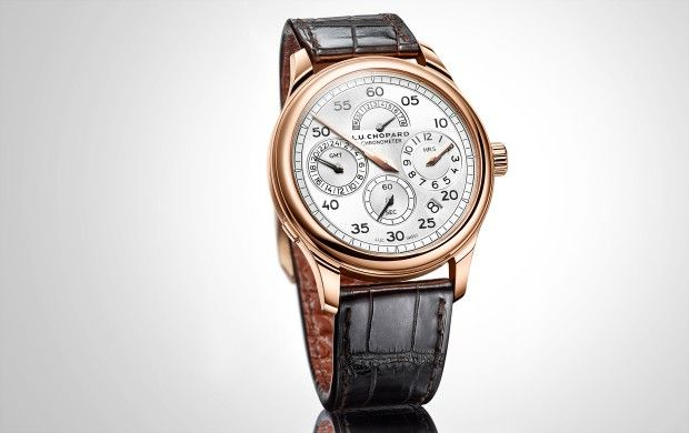 """Chopard L.U.C Regulator Watch - see Ariel's writeup over at Departures Magazine: http://www.departures-international.com/home/style/watches/chopard-l-u-c-regulator-2015.html """"Improving vastly upon the aesthetics of the previous round of L.U.C Regulator watches, these 2015 models add a welcome symmetry to the dial. Overall, the new style of the Chopard L.U.C Regulator broadens the appeal of a regulator-style timepiece, bringing it to a new audience…"""" then see more elegant, sporty, and all…"""