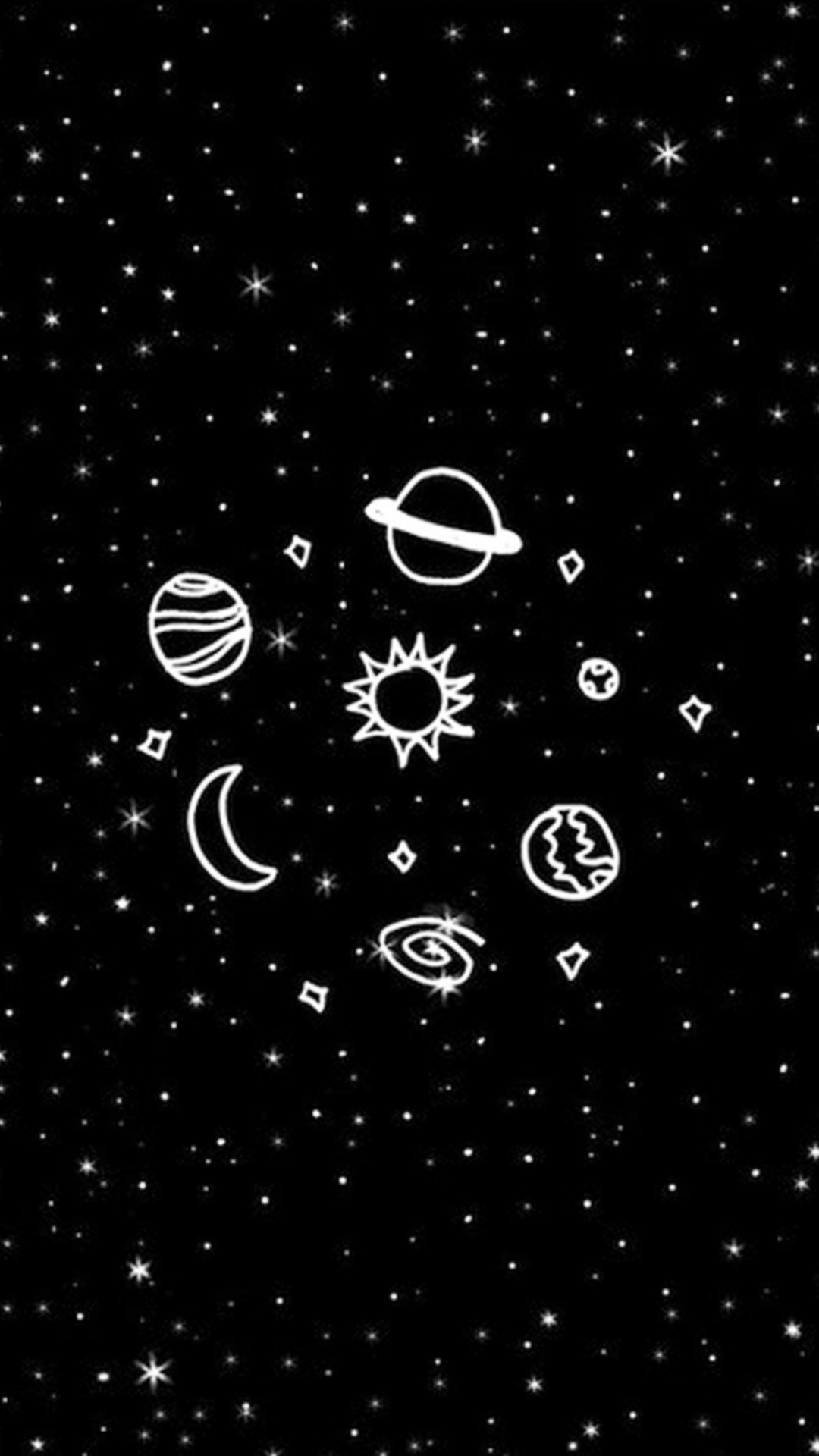 Pin De Yagmur Arslan Em Sozler Desenho Do Espaco Saturno Tumblr