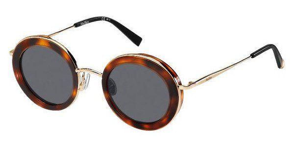Max Mara Damen Sonnenbrille »MM EILEEN«, Roundförmige Vollrandsonnenbrille online kaufen | OTTO