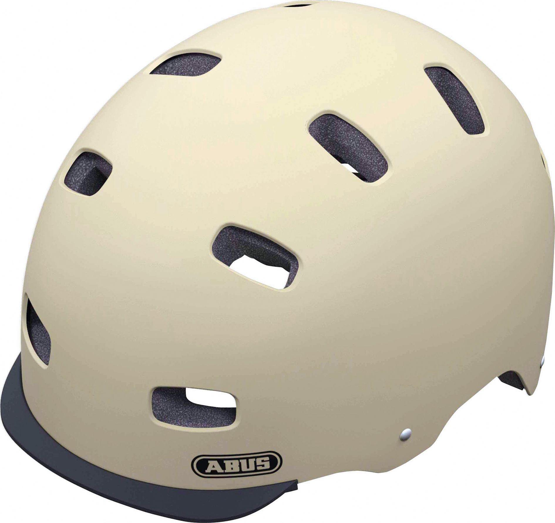 Scraper Beige ABUS ciclismo cascos cascosurbanos bicis