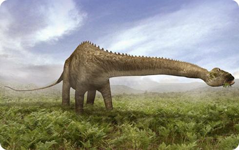 Hábitos alimenticios de los dinosaurios gigantes - Tendenzias.com