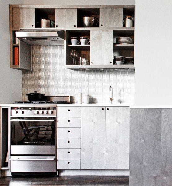 Love The Backsplash And Colour Scheme Kitchen Design Modern Small Small Kitchen Decor Very Small Kitchen Design