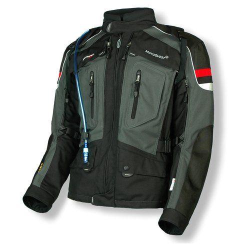Olympia MotoQuest Jacket at RevZilla.com