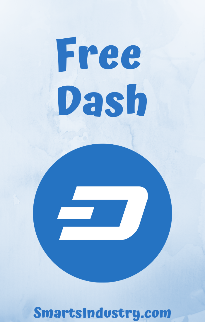 The best faucet to collect free Dash  #cryptocurrency
