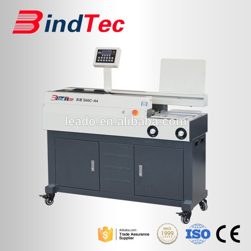BD-S60C-A4 Automatic Book Binding Machine A4 Size