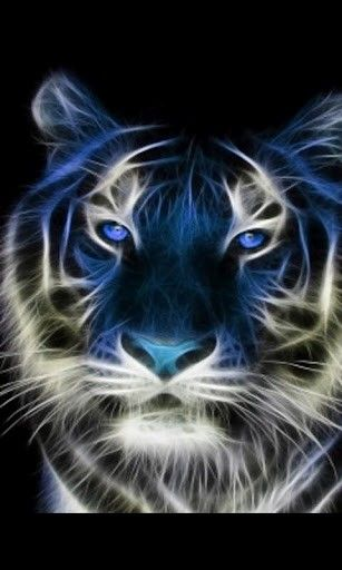 3d Tiger Wallpaper With Images Big Cats Art Tiger Wallpaper