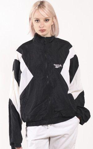 13e2770a1ccc8 Vintage Reebok Windbreaker Jacket