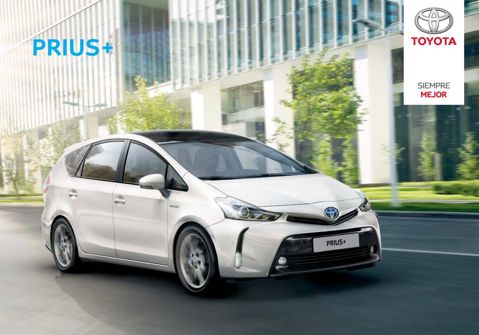 Toyota Prius Plus Toyota Toyota Pinterest