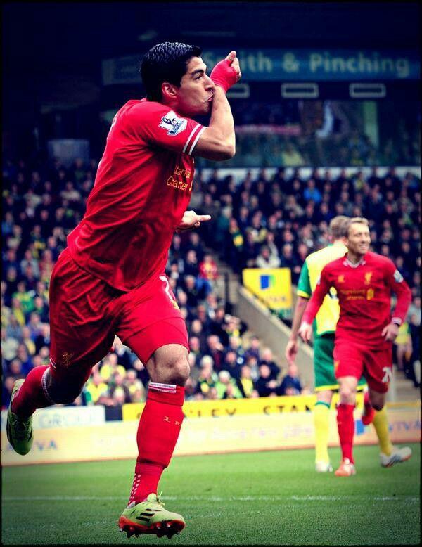 "Saurez ""goal"""