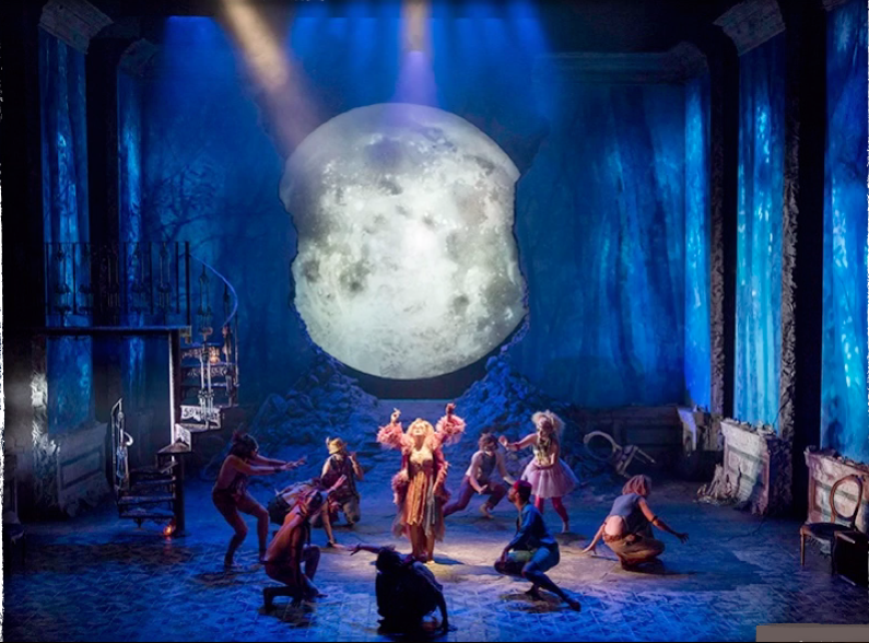 A Midsummer Nights Dream Scenic Design By Christopher Oram