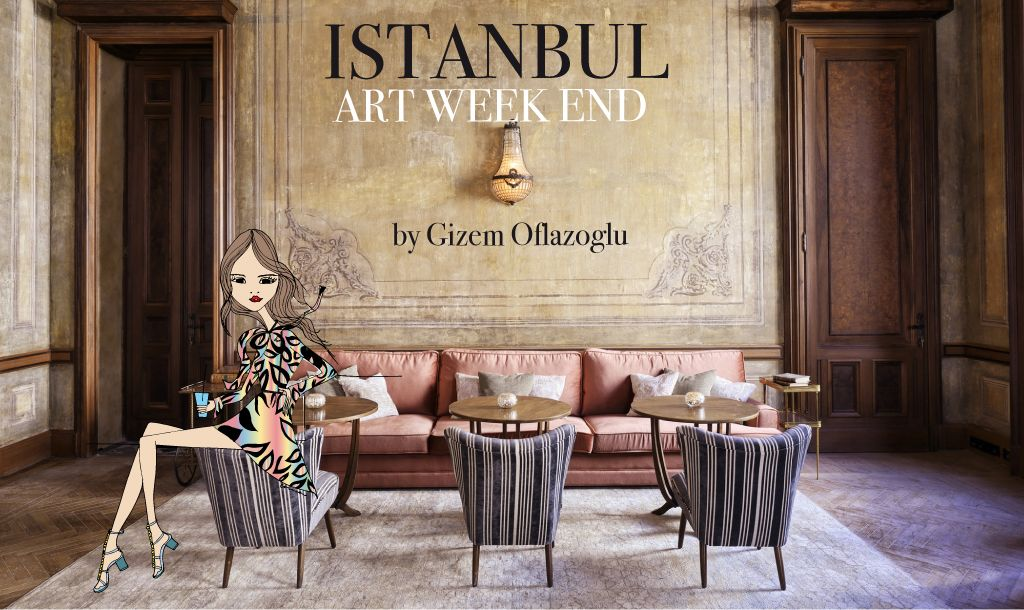 A weekend at Contemporary Istanbul :)