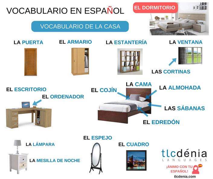 Chambre En Espagnol