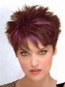 Short Spiky Haircuts For Women Over 50 Hairs Picture Gallery
