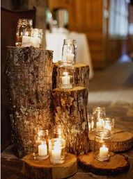 country wedding. This would be pretty going down the aisle.