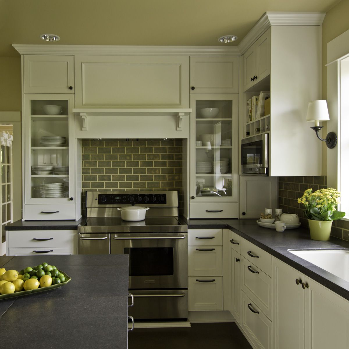 Bungalow Kitchen Portland Or Bungalow Kitchen Remodeled Kitchens And Portland Oregon